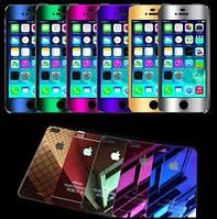 Защитное противоударное ультратонкое стекло для Iphone 4S/5/5S/6/6plus