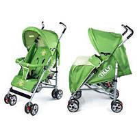 Прогулочная коляска-трость Baby TILLY Spring BT-SB-0003 GREEN