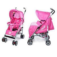 Прогулочная коляска-трость Baby TILLY Spring BT-SB-0003 RASPBERRY