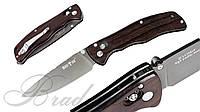 Нож складной 601-3(черное дерево)