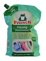 Жидкий био-гель для стирки цветного белья Frosch Flussig Waschmittel