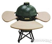"""Дополнительный средний столик для гриля Big Green Egg """"L"""" (ES3L)"""