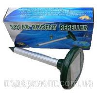 Ультразвуковой отпугиватель кротов грызунов на солнечной батарее Solar Rodent Repeller