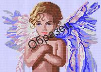 """Схема для вышивки бисером - """"Ангел"""""""