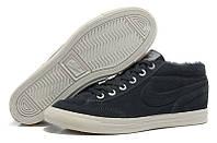 Зимнии кроссовки Nike Chukka Go Suede