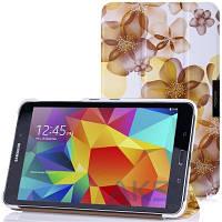 "Чехол для планшета MOKO UltraSlim для Samsung Galaxy Tab 4 8"" (SM-T330) Floral Yellow"