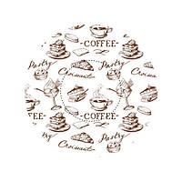 "Форма/мафина 7а""Кафе"" (код 03439)"