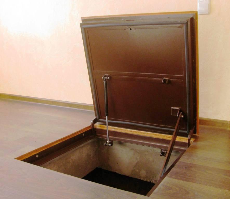 напольные люки в подвал под ламинат крансодар