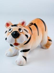 Копилка для ребенка Тигр