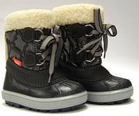 Сапоги зимние - сноубутсы - дутики детские Demar Furry 1500