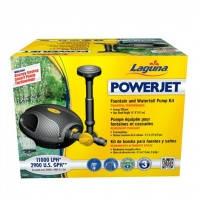 Hagen Laguna Power Jet 2900 насос для водопадов и фонтанов, 11000 л/ч