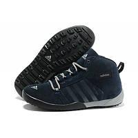 Кроссовки зимние Adidas Daroga Two Leather High