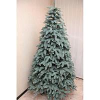 Елка новогодняя литая Премиум голубая 1,2 м  искусственные елки