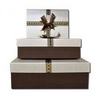 Набор подарочных коробок ASM11–521 /523 3 шт