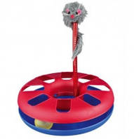 Trixie Crazy Circle игрушка-трек с мышкой