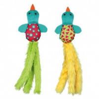 Trixie игрушка для кошки Птичка яркая