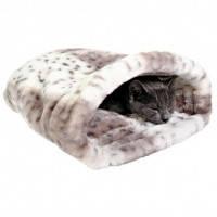Trixie лежак-тоннель для кошки Leila