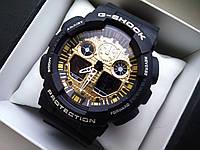 Оригинальный подарок - Наручные часы Casio G-shock Gold Luxury 385