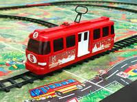 Желанная игрушка для каждого ребенка – трамвай-1 с пультом дистанционного управления