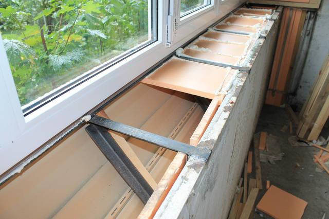 Утепление балконов с выносом своими руками - примеры ремонта.