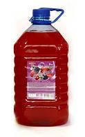 Жидкое мыло ФБ Пирана 5л. аромат Лесная ягода