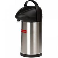 Термос с насосом 3000мл Empire EM-1496  , термосы для питья