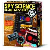Набор шпиона Секретные сообщения