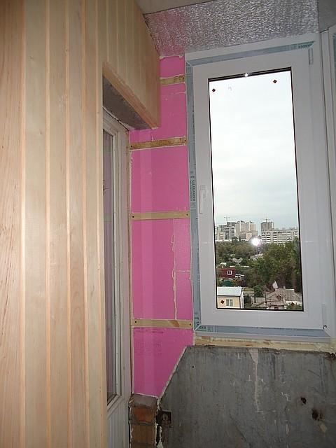 Балкон под ключ за 3 дня: серия дома кт // новость балкон, б.