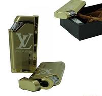 "Подарочная зажигалка B45532 Jobon (копия) Луи Витон ""Lovis Vuitton"""