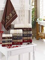 бамбуковое махровое полотенце Deco Home 50х90см