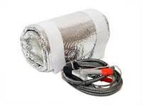 Подогрев фильтра топливного, бандажный для дизелных ДВС(теплый фильтр) 12V