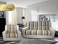 """Комплект мягкой мебели """"Бонд"""" (диван + кресло, раскладной)"""