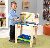 Дерев'яний ігровий набір Столяра для хлопчика Kidkraft