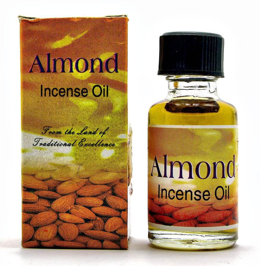 Натуральное эфирное масло из Индии Миндаль