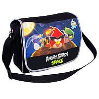 """Сумка через плечо горизонтальная """"Angry Birds Space"""" AB03854, фото 1"""