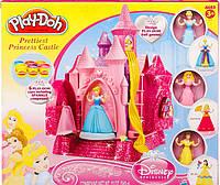 Пластилін Play-Doh Замок принцес (Пластилин Плей Дог Замок принцесс)