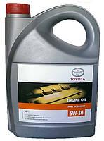 Моторное масло синтетика Toyota Fuel Economy (Оригинальное!) 5w30 5л