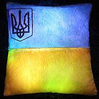 Подушка Флаг Украины Подарок на 14 октября