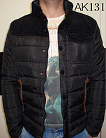 Теплая и легкая зимняя куртка (пух)