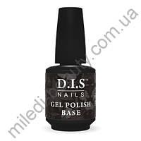 D.I.S. База для Гель-Лака Gel Polish BASE 15гр