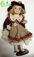 Кукла, Porcelam Doll 30 см