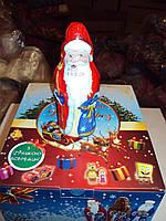 Шоколадная фигурка Дед Мороз с сюрпризом 120 гр.