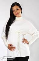 Туника для беременных Magali (молочный)