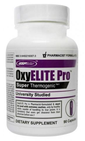 Жиросжигатель Oxy ELITE Pro USP labs 90 капсул