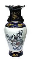 Красивая ваза из керамики