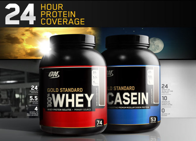 100% Casein Gold Standard Optimum Nutrition 1800 грамм