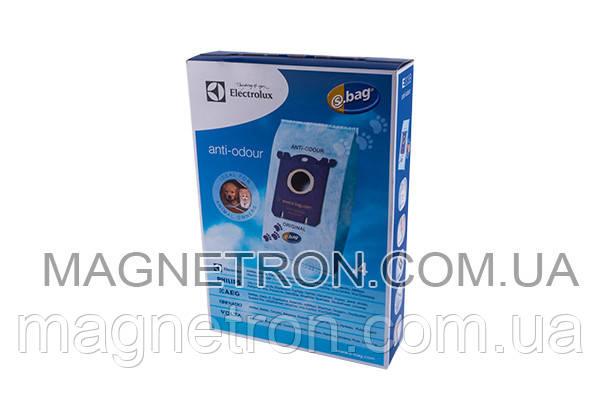 Мешки микроволокно E203B Electrolux для пылесоса серии S-BAG Anti-Odour 9001660068, фото 2