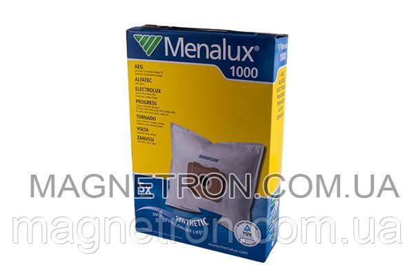 Набор мешков микроволокно (5шт) 1000 + микрофильтр к пылесосу Electrolux 9001961326