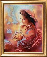 Набор для вышивки бисером Материнская любовь БФ 450