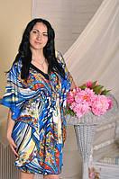 Легкое качественное платье-туника